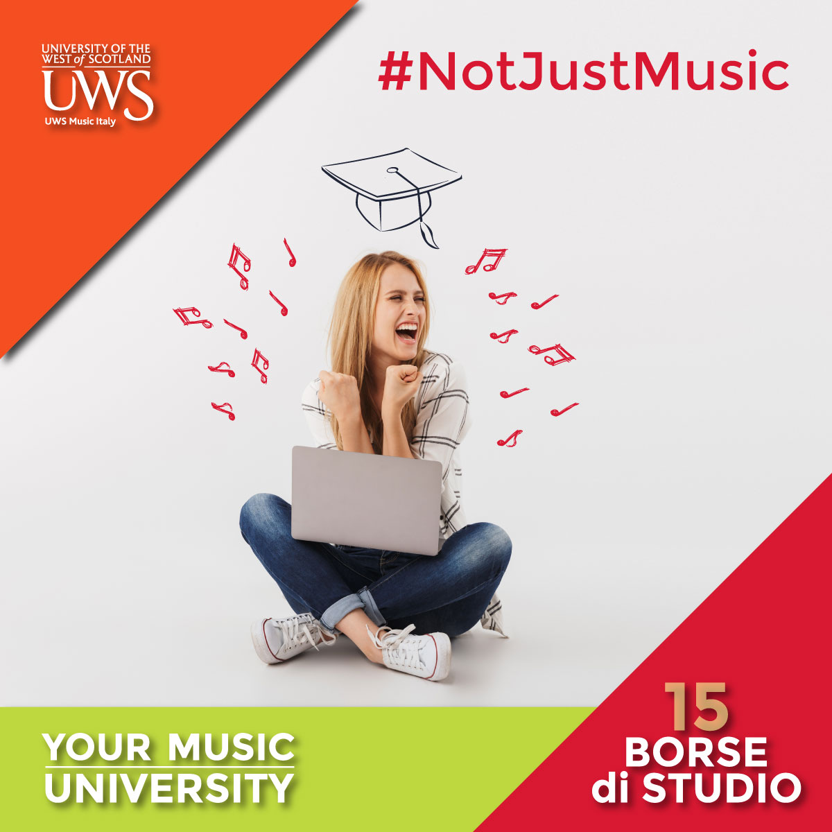 bachelor Of Arts Borse di Studio