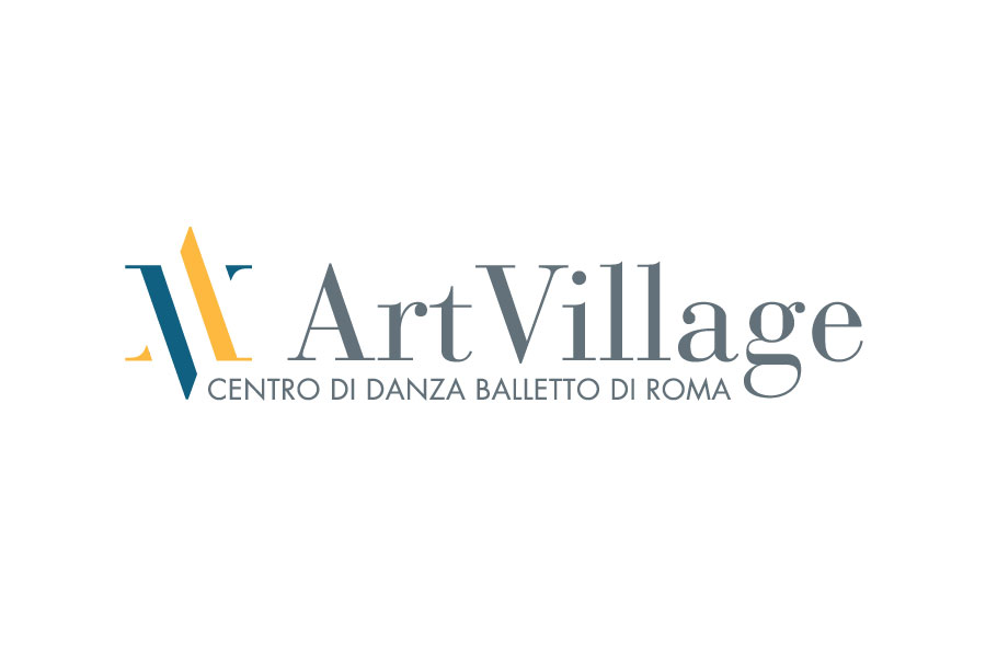 logo art village